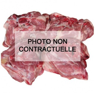 Collier d'agneau (1 kg)