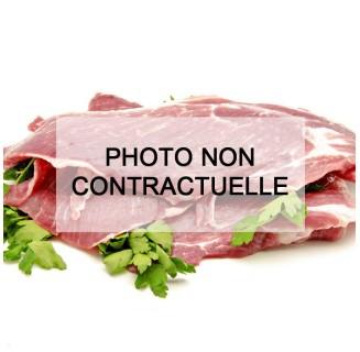 Grillades de porc (1 kg)
